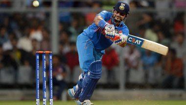T20 विश्वचषकआधी सुरेश रैना चाComeback, टीम इंडियामध्ये No 4 वर फलंदाजी करण्यासाठी दाखवली दावेदारी