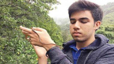 Snake Boiga Thackerayi: शिवसेना पक्षप्रमुख उद्धव ठाकरे यांचे चिरंजीव तेजस ठाकरे याने शोधली सापाची नवी प्रजाती; पाहा फोटो