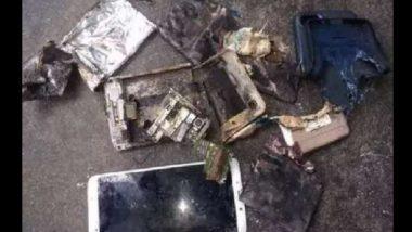 धक्कादायक! Xiaomi कंपनीच्या फोनचा खिशात स्फोट, कव्हरमुळे मोठी हानी टळली