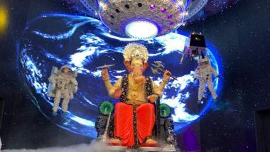 Lalbaugcha Raja 2019 LIVE Mukh Darshan Day 1: लालबागच्या राजाचं मुखदर्शन भाविकांसाठी खुलं; इथे पहा आरतीचं थेट प्रक्षेपण