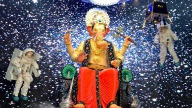 Lalbaugcha Raja 2019 Live Darshan Online: लालबागच्या राजाचं घरबसल्या मोफत दर्शन घेण्यासाठी युट्युब, फेसबूक, ट्वीटर सह  Android आणि iOS Mobile App च्या या लिंकवर क्लिक करा आणि यंदाचा गणेशोत्सव अधिक मंगलमय करा
