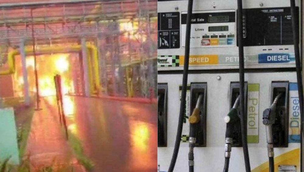 Uran Fire: ONGC प्लांटच्या आगीमुळे मुंबई व नवी मुंबई परिसरात गॅस तुटवड्याची शक्यता, महानगर गॅस कंपनीची माहिती