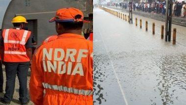 Mumbai Monsoon 2019: मुंबईत सखल भागातील पाणी ओसरले; सुरक्षेच्या कारणास्तव कुर्ला, परळ आणि अंधेरी येथे NDRF पथक सज्ज