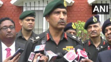 दक्षिण भारताला दहशतवादी हल्ल्याचा धोका; सर क्रिक येथे आढळलल्या अज्ञात बोटी: लेफ्टनंट जनरल एस. के. सैनी
