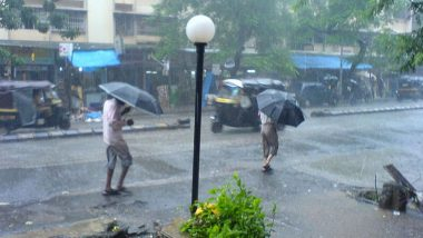 Maharashtra Monsoon Forecast 2019: 20 ते 22 सप्टेंबर दरम्यान मुंबईसह संपुर्ण महाराष्ट्रात पावसाचा जोर वाढणार; तर आज मध्यम स्वरुपाचा पाऊस बरसण्याची शक्यता