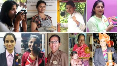 Navratri 2019: सामान्य स्त्रीचे असामान्य सामर्थ्य दर्शवणारा नवशक्तीचा जागर; नक्की पहा Latestly Marathi Youtube Page वर (EXCLUSIVE)