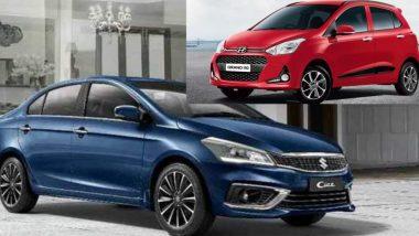 खुशखबर! Maruti Suzuki पासून Hyundai पर्यंतच्या गाड्यांवर मिळत आहेत 4 लाखांपर्यंत सूट; जाणून घ्या ऑफर्स