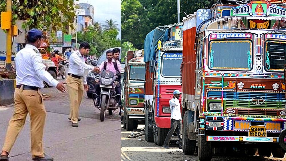 Motor Vehicles Act: ओडिशाच्या ट्रक चालकास आकाराला देशातील सर्वाधिक दंड; जाणून घ्या मोडलेले नियम आणि दंडाची रक्कम