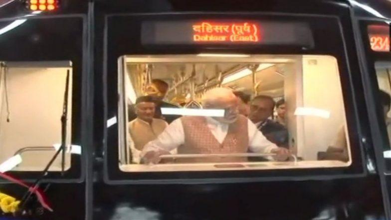 पंतप्रधान नरेंद्र मोदी यांच्या हस्ते मुंबई मेट्रो 10,11,12 या तीन मार्गिकांच्या विस्तारीकरणाचं भूमीपूजन; पायाभूत सोयींसाठी 100 लाख कोटींची घोषणा