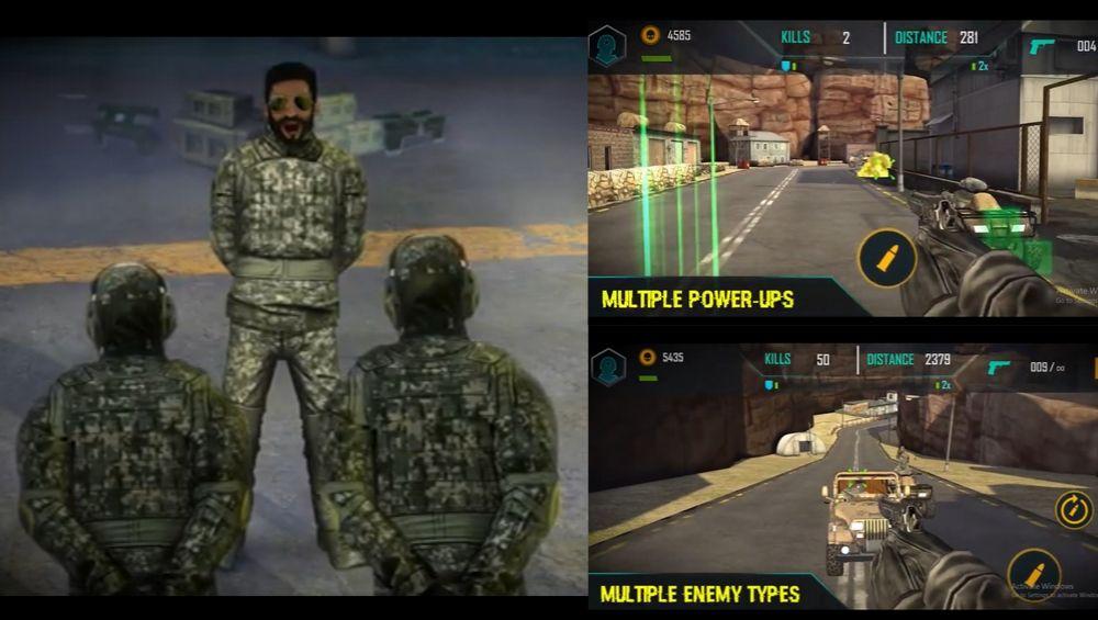 Surgical Strike Border Escape 3D Game: शत्रूचा बदला घेण्यासाठी उत्तम पर्याय; गूगल प्ले स्टोअर वरून डाऊनलोड करा हिंदी, इंग्रजी व मराठी मध्ये