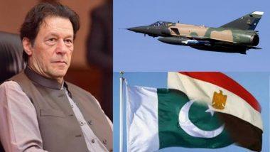 पाकिस्तान विकत घेणार भंगारात असलेली विमाने; इजिप्तने टाकून दिलेल्या 36 मिराज-V जेटसाठी बोलणी सुरु