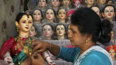 Jyeshtha Gauri 2019: गौराईला पेशवाई नऊवारी साडी कशी नेसवाल? (Watch Video)