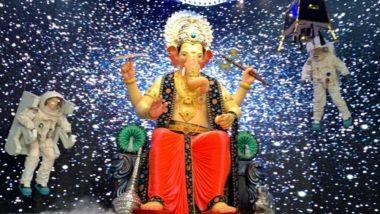 Lalbaugcha Raja Visarjan Sohala 2019 Live Streaming: 'लालबागचा राजा' विसर्जन मिरवणूकीचं थेट प्रक्षेपण एबीपी माझा, टीव्ही 9 मराठी, झी चोवीस तास वर लाईव्ह पाहण्यासाठी इथे क्लिक करा!