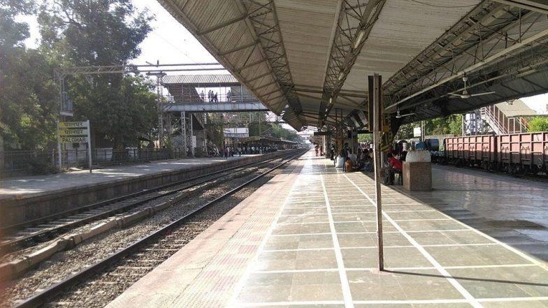 पालघर रेल्वे स्थानकांत Swaraj Express आणि  Ajmer Mysore AII MYS Express ला 13 सप्टेंबरपासून मिळणार थांबा
