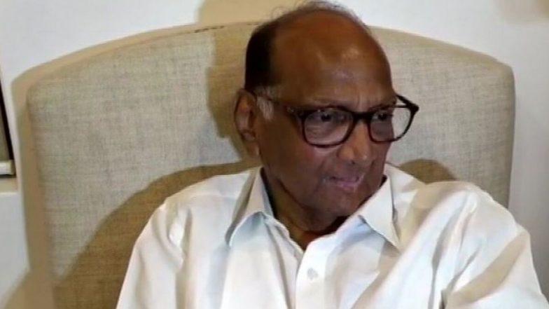 महाराष्ट्र राज्य सहकारी बँक घोटाळा प्रकरणी ED च्या कारवाईवर शरद पवार यांची प्रतिक्रिया; 'तुरूंगवास कधी भोगला नाही पण हा अनुभव घ्यायलाही आवडेल'