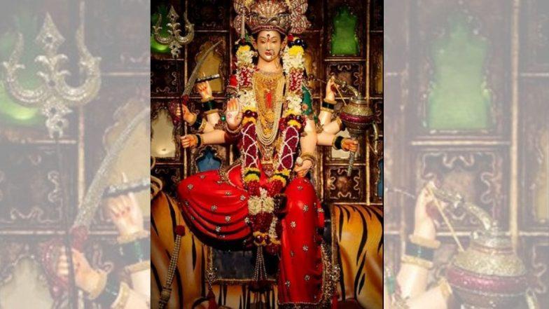 Tembhi Naka Devi 2019: ठाण्याच्या 'दुर्गेश्वरी देवी' चा यंदाच्या शारदीय नवरात्र उत्सवाचं पहा संपूर्ण वेळापत्रक