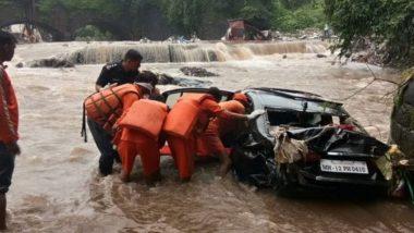 Pune Rains Update: पुणे शहरात ढगफुटी; पुरात वाहून गेलेल्यांची संख्या 7 वर, प्रशासनाचे बचावकार्य सुरू