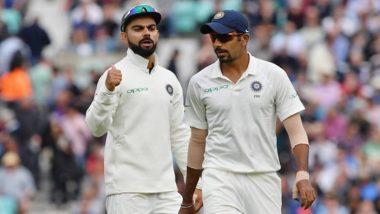 IND vs WI 2nd Test: वेस्ट इंडिजविरुद्ध मालिका जिंकत विराट कोहली झाला एमएस धोनी पेक्षा वरचढ, वाचा सविस्तर