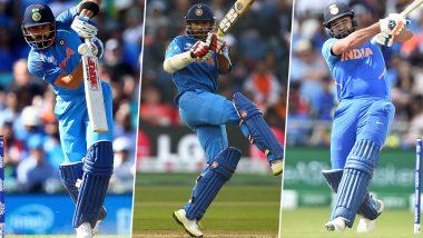 IND vs SA 3rdT20I:विराट कोहली पुन्हा एकदा धावांच्या शिखरावर; 'गब्बर' शिखर धवन चा रोहित शर्मा, विराटच्या 'या' यादीत समावेश