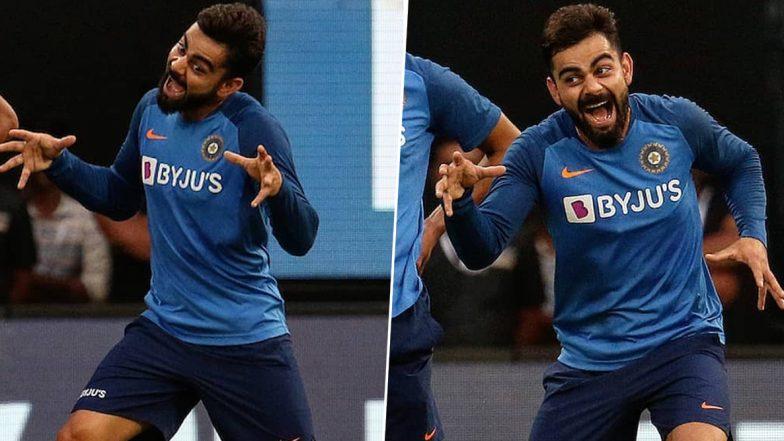 IND vs SA 3rd T20I: तिसऱ्या मॅचआधी विराट कोहली ने करून दाखवले आजच्या लहान मुलांचे हाव-भाव, Fans आश्चर्यचकित