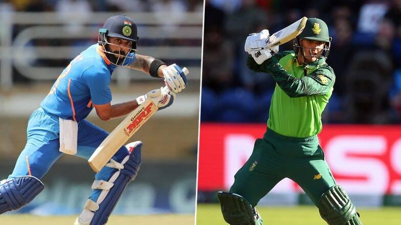 IND vs SA 2nd T20I: टीम इंडियाचा दक्षिण आफ्रिकेवर 7 विकेट्सने विजय; विराट कोहली चे शानदारअर्धशतक