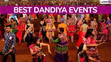 Navratri 2019: रासगरबा आणि दांडिया खेळण्यासाठी मुंबईत 'ही'  ठिकाणे ठरतात पहिली पसंती; यंदाची तारीख, वेळ आणि तिकिटांचे दर जाणून घ्या