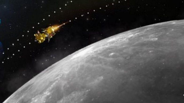 चंद्राच्या अंतिम कक्षेत पोहचले चांद्रयान 2, पृष्ठस्थळावर उतरण्यासाठी फक्त 101 किमी अंतर
