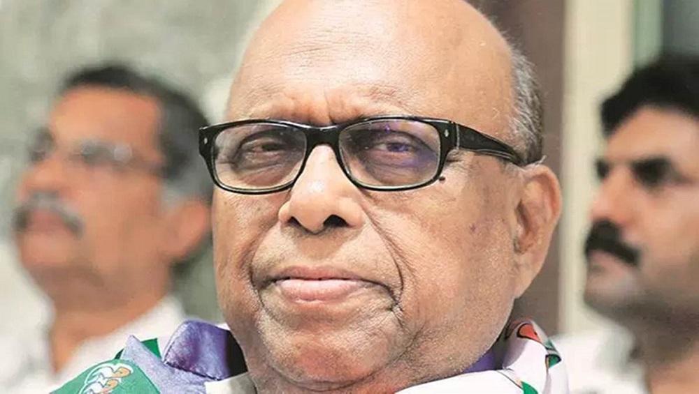 एकनाथ गायकवाड मुंबई कॉंग्रेसचे नवे कार्यवाही अध्यक्ष; मिलिंद देवरा यांच्या जागी नियुक्ती