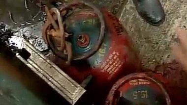 मालाड येथे गॅस सिलिंडरचा स्फोट; 1 ठार, 4 जखमी