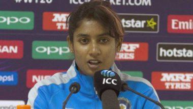 Mithali Raj ने जाहीर केली T20I मधून निवृत्ती; '2021 महिला क्रिकेट विश्वकप' वर करणार लक्ष्य केंद्रीत