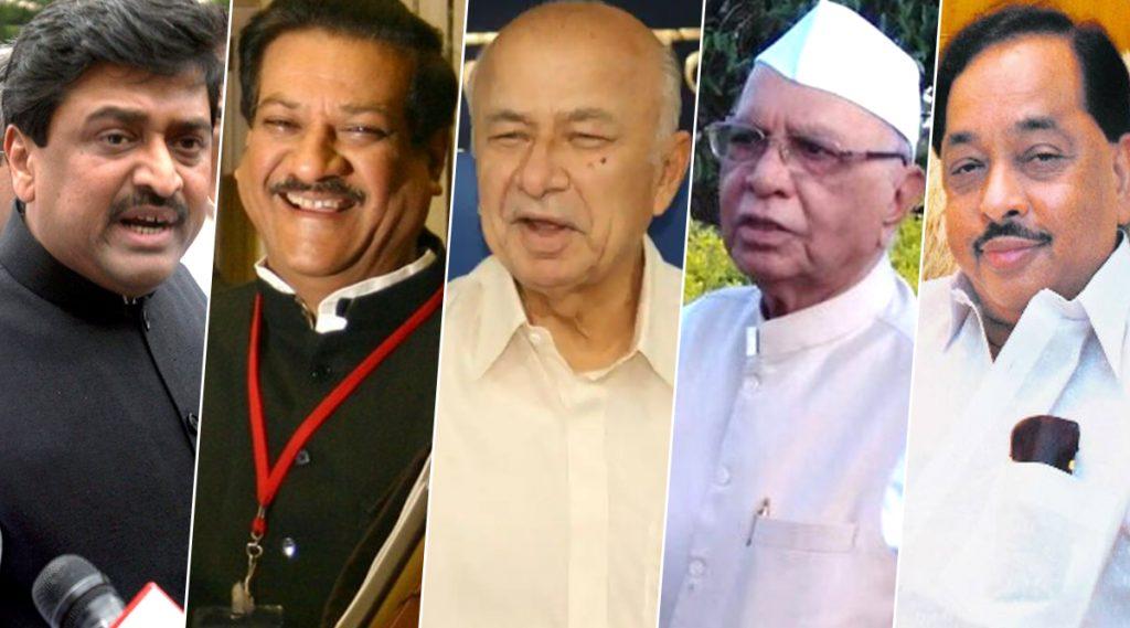 Maharashtra Assembly Elections 2019: अशोक चव्हाण, पृथ्वीराज चव्हाण यांच्यावर स्वतःची, तर शिंदे, पाटील-निलंगेकर, राणे या माजी मुख्यमंत्र्यांवर मुलांची जबाबदारी; जनता देणार का साथ?