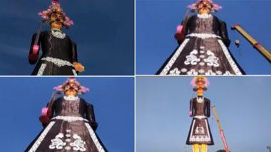 Dussehra 2019 Ravan Dahan: चंदीगड मध्ये होणार जगातील सर्वात उंच रावणाचे दहन, जाणून घ्या वैशिष्ट्य