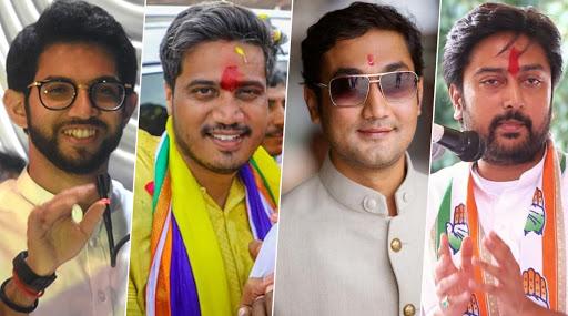 महाराष्ट्र विधानसभा निवडणूक 2019: अदित्य ठाकरे, रोहित पवार, संदीप क्षीरसागर, धीरज देशमुख, रोहीत पाटील यांपैकी कोणता युवा नेता बाजी मारणार?