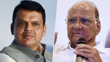 महाराष्ट्र राज्य बॅंक घोटाळा प्रकरण: शरद पवार यांना 'ईडी' नोटीस का पाठवली? याबाबत मुख्यमंत्री देवेंद्र फडणवीस यांचा खळबळजनक खुलासा