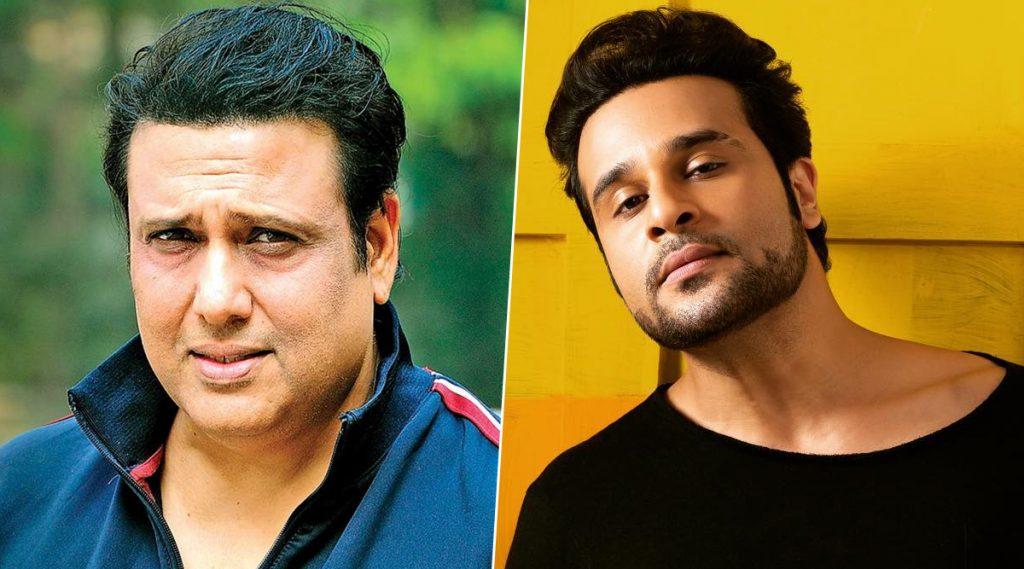 मामा Govinda सोबत शूट करण्यापासून Krushna ला केला गेला मज्जाव; Kapil Sharma च्या सेट वर दिसला नात्यातला दुरावा