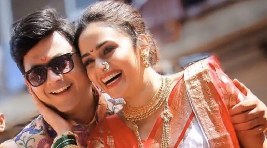 Swwapnil Joshi च्या Birthday निमित्त काय म्हणाली Amruta Khanvilkar; Social Media वर केलं शेयर