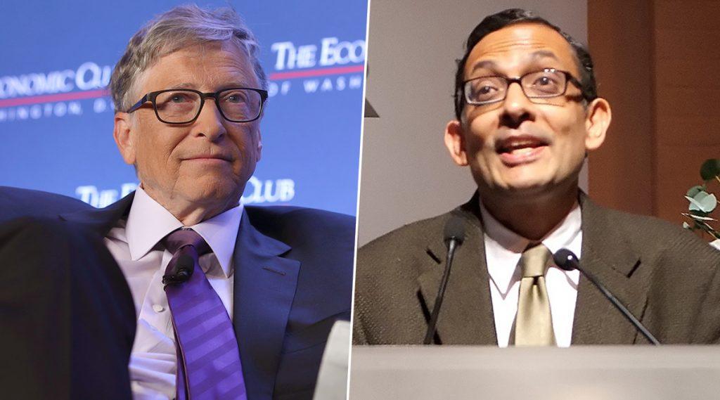 Abhijeet Banerjee यांच्याकडून बरंच काही शिकायला मिळालं; Microsoft च्या Bill Gates यांचे कौतुकोद्गार