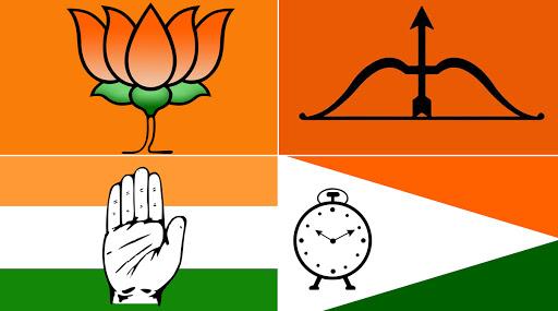 महाराष्ट्रात पुन्हा कमळ फुलणार; तर जनता काँग्रेसचा हात सोडणार, पाहा एक्झिट पोलचा अंदाज