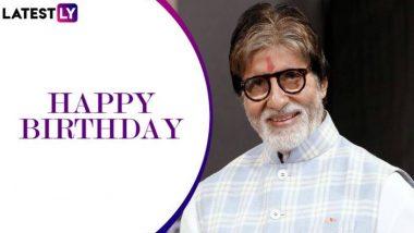 Amitabh Bachchan Birthday Special: या 5 चित्रपटांमुळे अमिताभ बच्चन बनले चित्रपटसृष्टीचे महानायक!