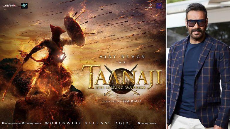 Tanhaji चित्रपटानंतर देशातील अन्य स्वातंत्र्य सैनिकांच्या आयुष्यावर आधारित चित्रपटांची एक मालिकाच काढण्याची Ajay Devgn ची योजना