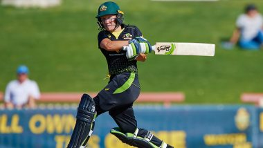 ऑस्ट्रेलियाच्या एलिसा हेली ने कर्णधारमेग लॅनिंग चा रेकॉर्ड मोडत श्रीलंकाविरुद्धटी-20 मध्ये केला 'हा'वर्ल्ड रेकॉर्ड