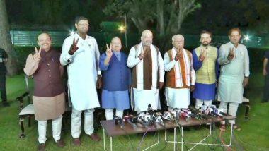 Haryana: हरियाणामध्ये दुष्यंत चौटालांचे BJP ला समर्थन; भाजपचा असेल मुख्यमंत्री, तर जेजेपीचा उपमुख्यमंत्री