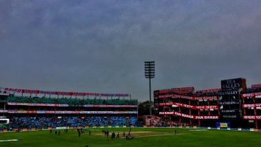 IND vs BAN 2019:खराब हवा असूनही दिल्लीमध्येच होणार भारत-बांग्लादेश संघातीलपहिला टी-20 सामना,BCCI ने दिले स्पष्टीकरण