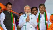 महाराष्ट्र विधानसभा निवडणूकीच्या निकालापूर्वी भाजपचा उत्साह शिगेला, विजयाचा आनंद साजरा करण्यासाठी 5 हजार लाडूंचे वाटप