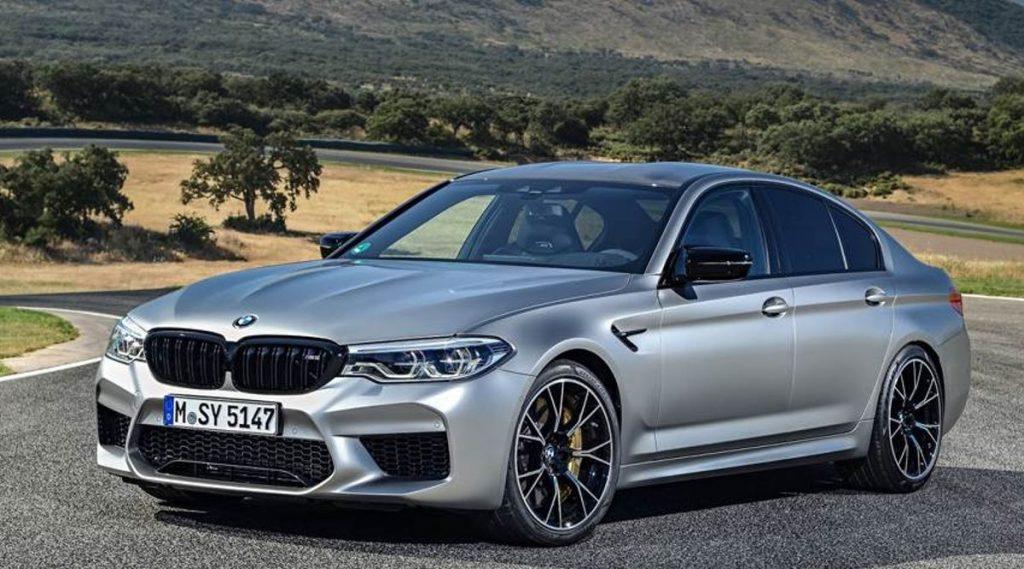 BMW M5 Competition भारतात लॉन्च, जाणून घ्या खासियत