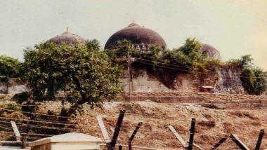 अयोध्येत सरकारने जमीन अधिग्रहण करावे, ASI मशिदीमध्ये नमाज सुरु व्हावी, राम जन्मभूमी वादात मध्यस्थांचा सर्वोच्च न्यायालयात मध्यस्थांचा नवा प्रस्ताव