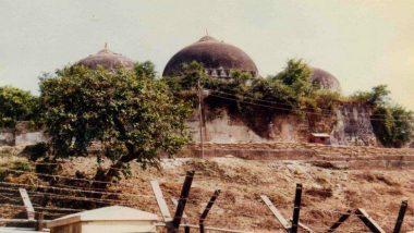 Ayodhya Case: सुन्नी वफ्फ बोर्ड जमीन वरचा दावा सोडण्याची शक्यता- मीडिया रिपोर्ट