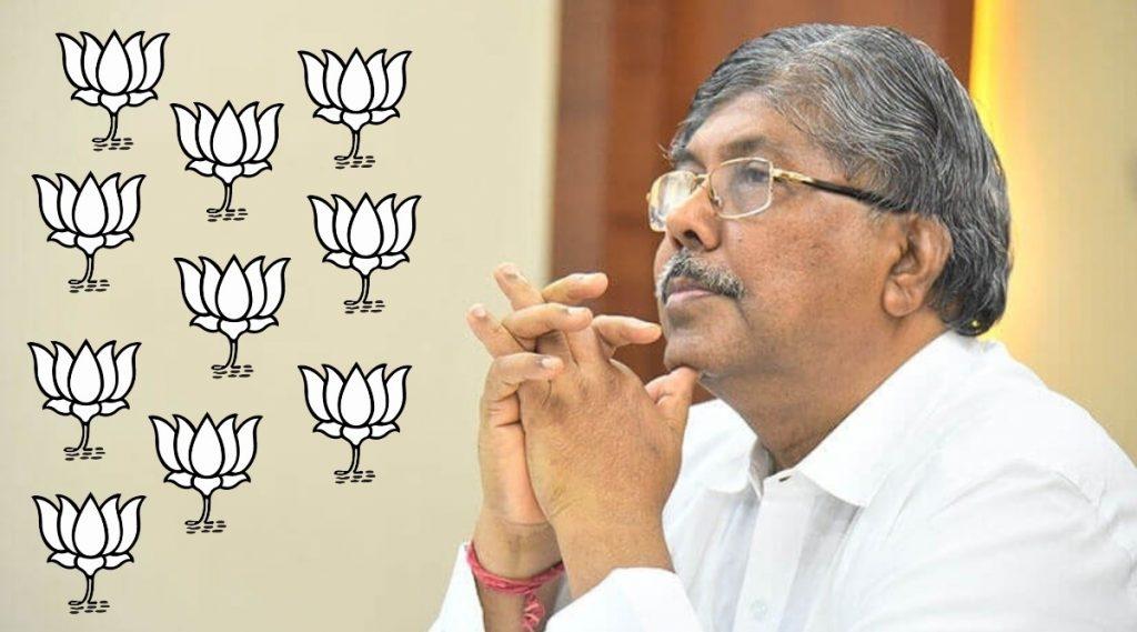 चंद्रकांत पाटील यांची गच्छंती? महाराष्ट्र, दिल्ली विधानसभा पराभवानंतर भाजप कार्यकारिणी बैठकीत खांदेपालट होण्याची शक्यता