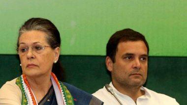 महाराष्ट्रातील काँग्रेस नेत्यांनी Sonia Gandhi यांना घातली 'ही' भीती; म्हणूनच शिवसेनेसोबत बोलणी करायला त्यांनी दाखवली तयारी