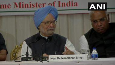 आपल्या चुकांचे खापर दुसऱ्यांच्या माथी मारण्याचे भूत सरकारच्या डोक्यावर सवार; माजी पंतप्रधान मनमोहन सिंह यांची टीका